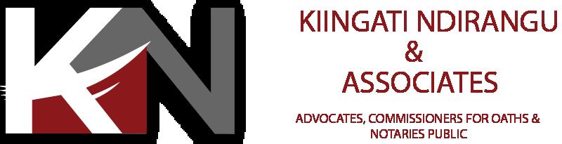 Kiingati Ndirangu And Associates